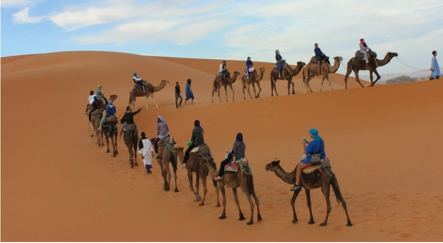 4 days desert tour from Fes to Marrakech - Desert trips in Morocco with Small Group