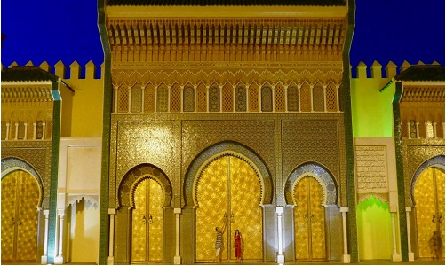 Morocco Tours from Fes to Marrakech Private in 4 days