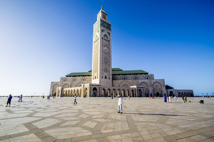 7 days Private Luxury tour from Casablanca to Chefchaouen