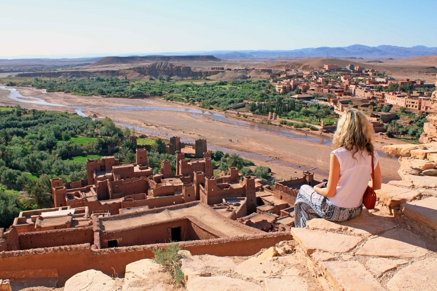 Join Shared and Private desert tour from Agadir to Sahara