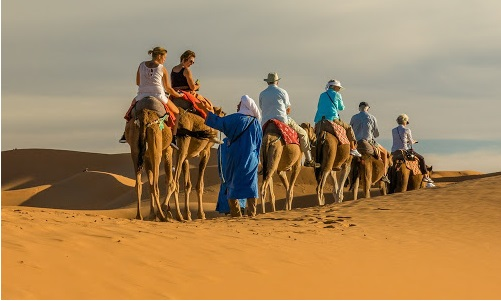 Morocco Tours from Marrakech and back in 4 days - Fes